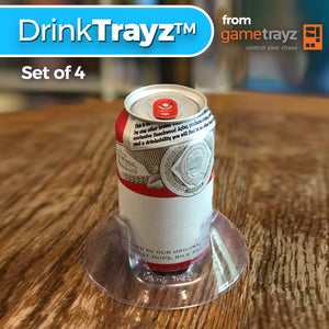 Drink-Trayz™ (Set of 4)