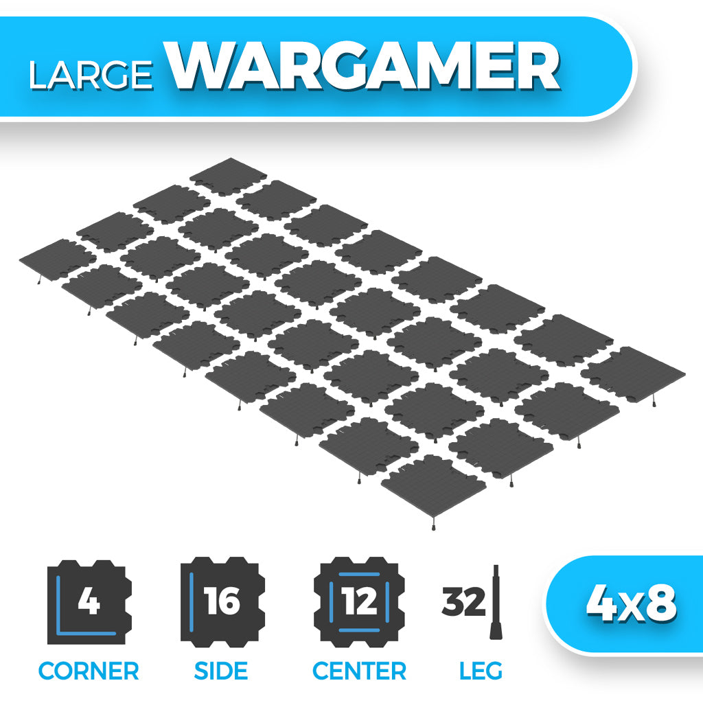 The Large Wargamer - 8x4  (Shipping May 2021)