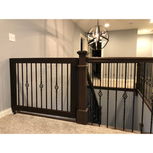 Full Basket Gate - Oak Grove Woodworks