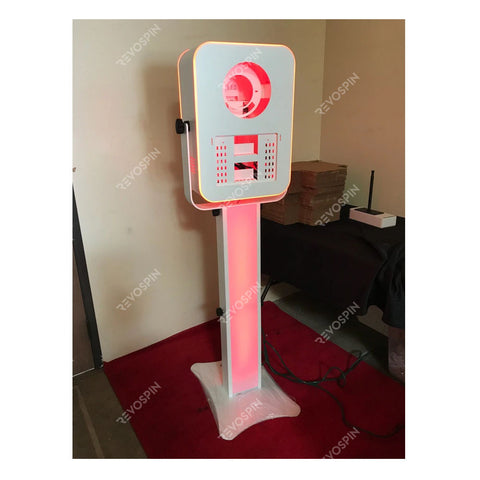 Charmer LED Photo Booth Shell
