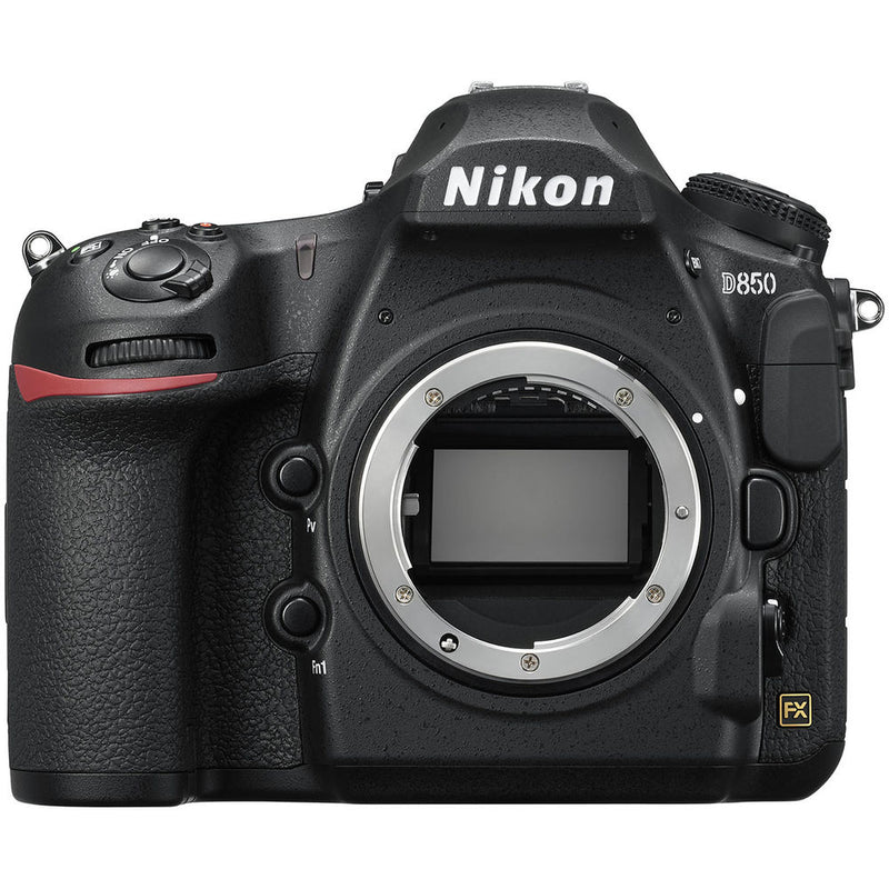 Nikon D850 DSLR Camera (Body Only) (Intl Model) - EF530 ST & 50-500 4.5-6.3 APO DG OS