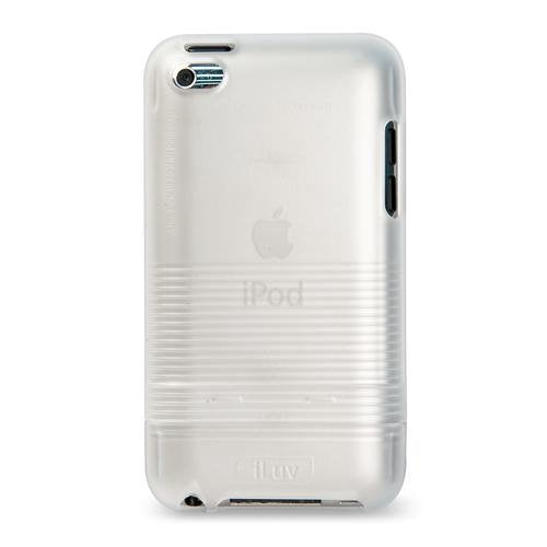 iLuv iCC618WHT Module Slider Case for iPod Touch - White