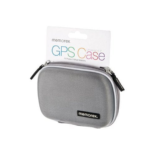 "Gray 4.3"" GPS Case"