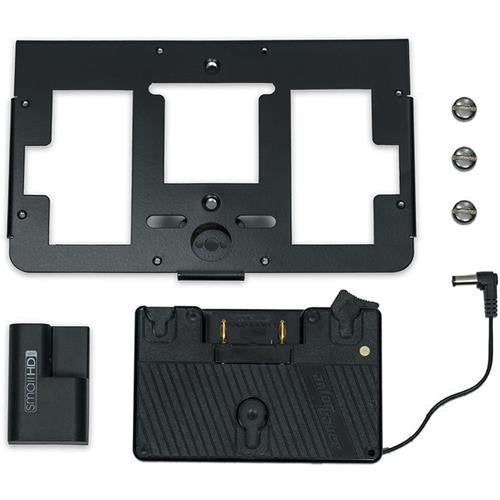 SmallHD Gold Mount Battery Bracket with Mounting Plate for 700 Series Monitors