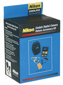 Nikon Coolpix Deluxe Digital Camera Accessory Kit for 775, 885, 995, 2000, 4300, 4500 Digital Cameras