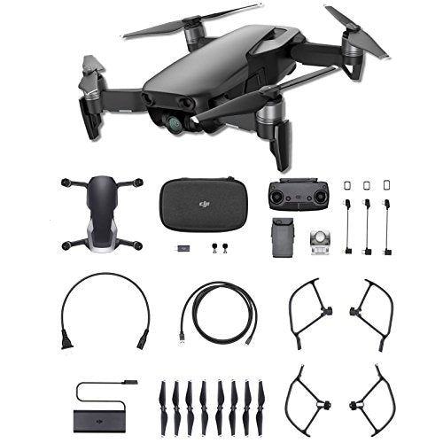 DJI Mavic Air (Onyx Black) CP.PT.00000130.01
