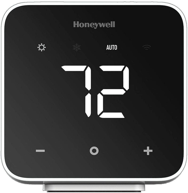 Honeywell Home D6 Thermostat, Black