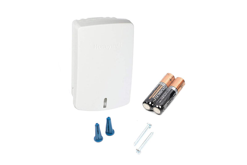 Honeywell FBA C7189R1004 Wireless Indoor Sensor, Premier White