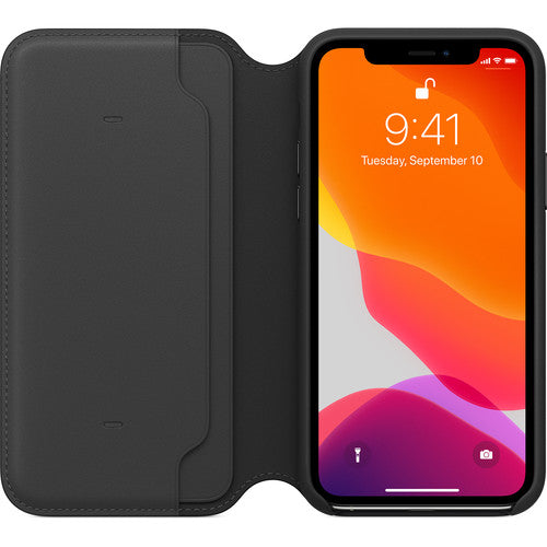 Apple Silicone Case (for iPhone 11 Pro Max) - Black