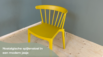 Woood Bliss spijlenstoel jadegroen - Product video