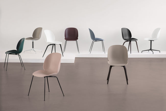 Beetle Dining Chair eetkamerstoel