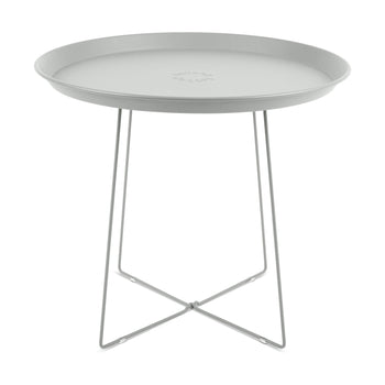 Fatboy Plat-o bijzettafel light grey