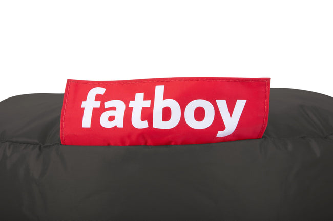 Fatboy Point poef dark grey