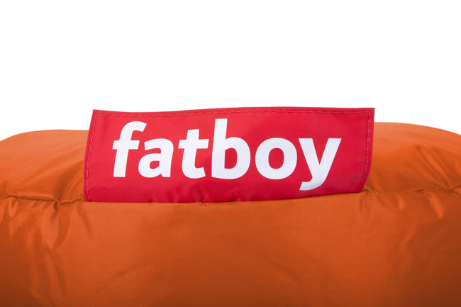 Fatboy Point poef orange - Fatboy Point poef orange