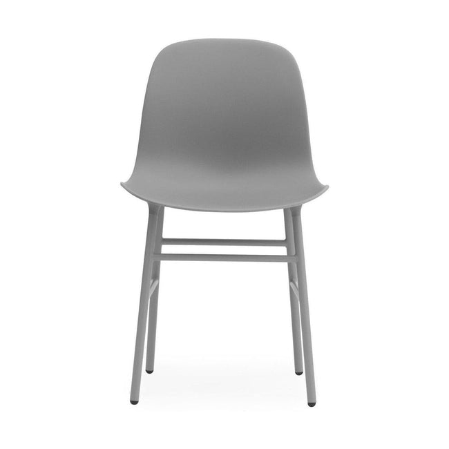 Normann Copenhagen Form Chair eetkamerstoel grey - Normann Copenhagen Form Chair eetkamerstoel grey
