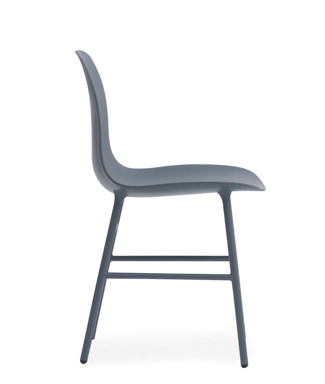 Normann Copenhagen Form Chair eetkamerstoel blue