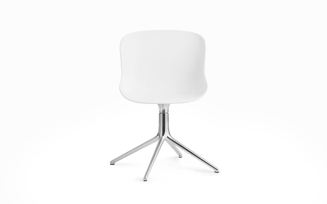 Normann Copenhagen Hyg Chair Swivel eetkamerstoel white - Normann Copenhagen Hyg Chair Swivel eetkamerstoel white