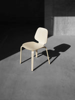 Normann Copenhagen My Chair eetkamerstoel smoked oak