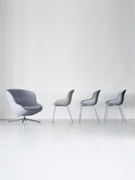 Normann Copenhagen Hyg Chair eetkamerstoel grey