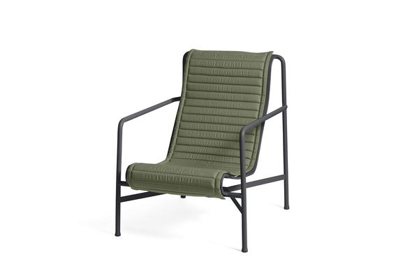 HAY Palissade lounge high kussen olive - HAY Palissade lounge high kussen olive