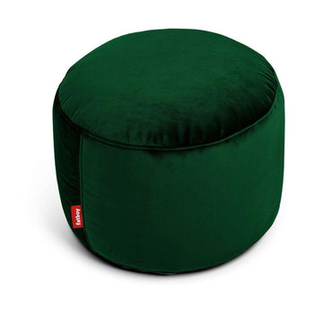 Fatboy Point poef velvet emerald green