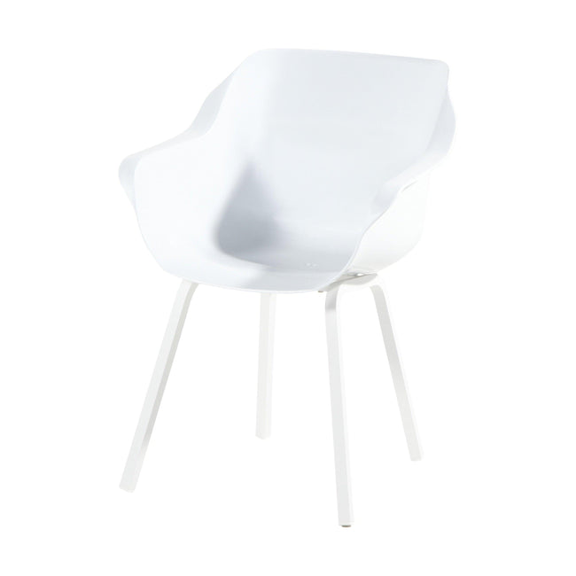 Hartman Sophie Element tuinstoel Royal white - Hartman Sophie Element tuinstoel Royal white
