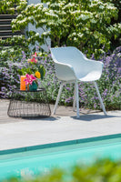 Hartman Sophie Element tuinstoel Royal white