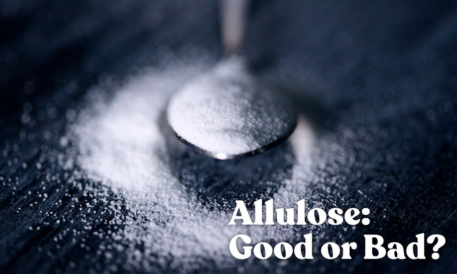 Allulose Sweetener: Good or Bad?