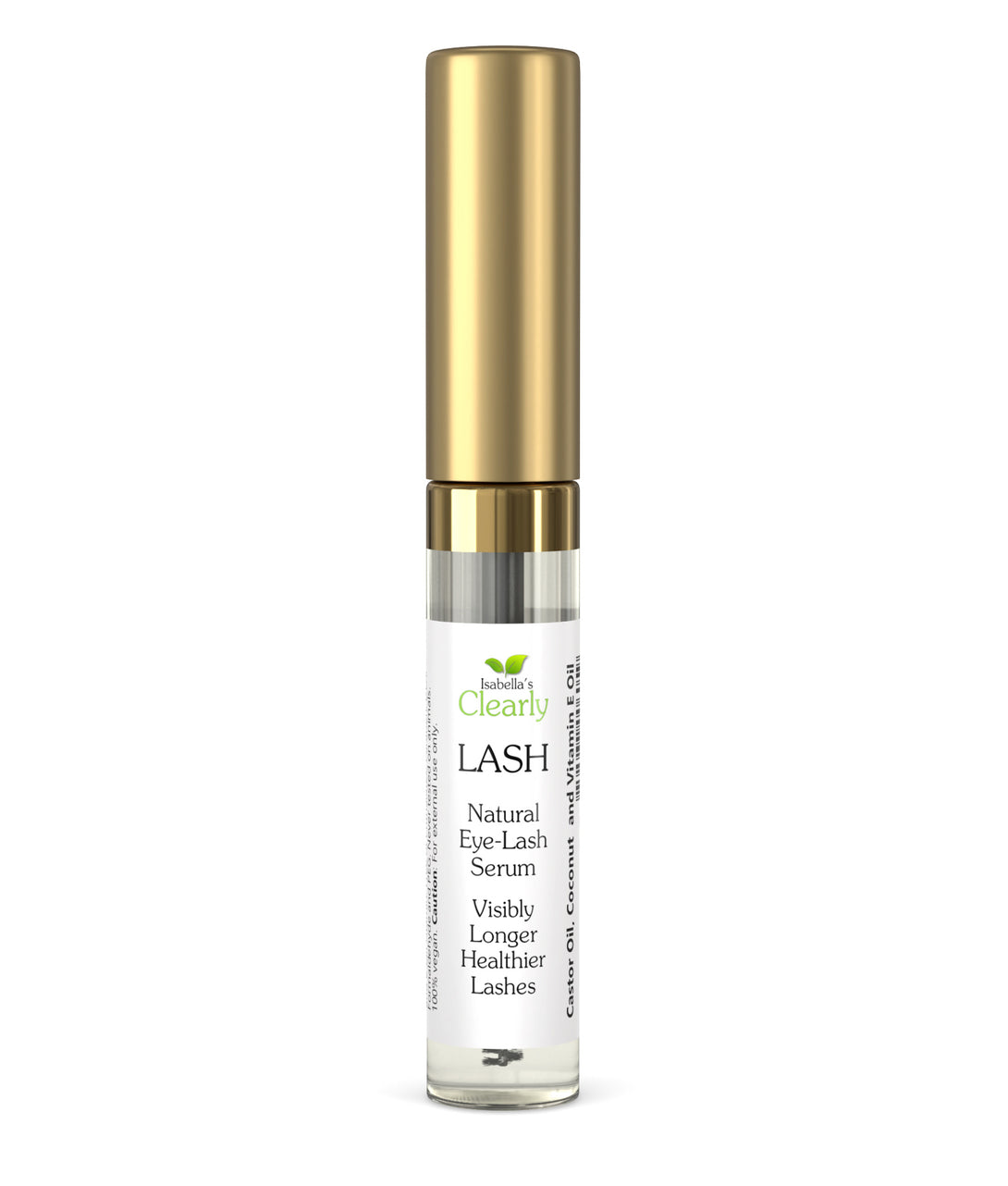 Clearly Lash, Eyelash And Eyebrow Growth Serum
