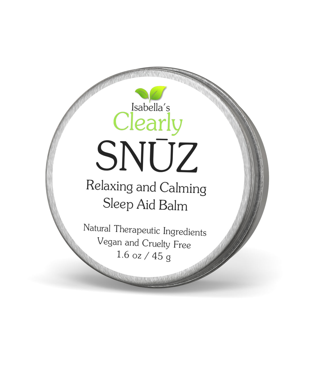 Clearly Snūz, Sleep Aid And Insomnia Relief Balm
