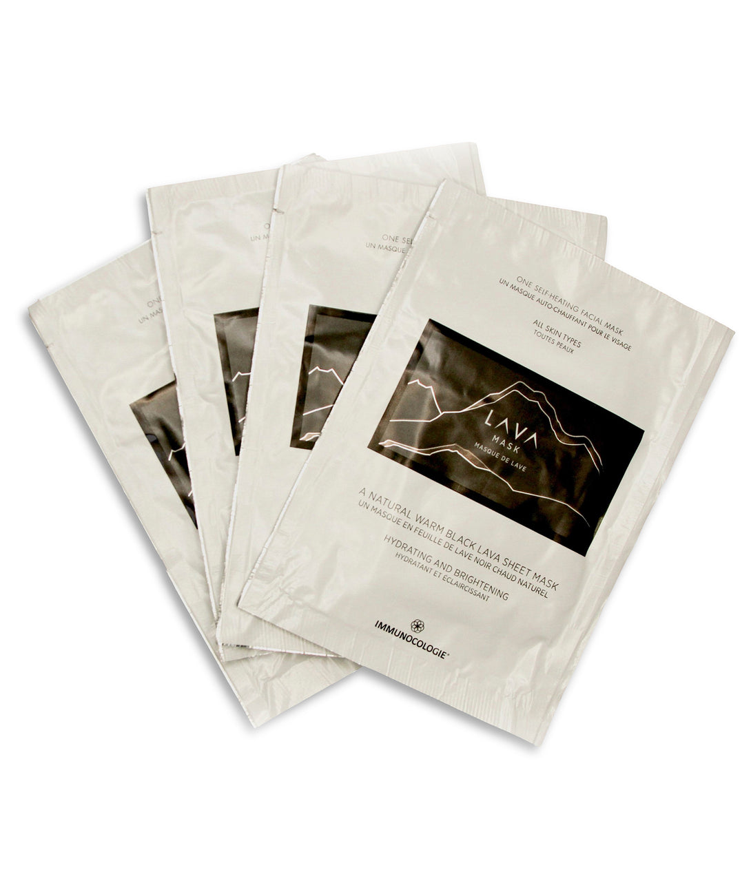 Lava Mask - 4pack
