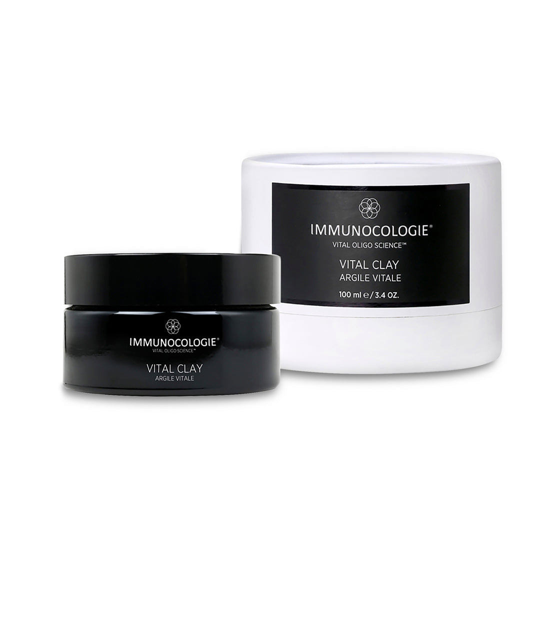 NEW Vital Clay Mask By Immunocologie