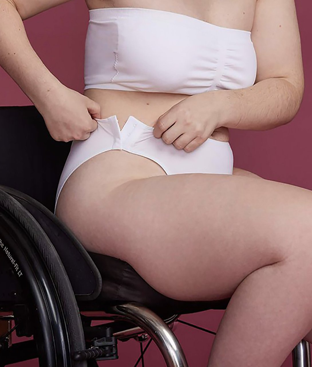 Slick Chicks Adaptive Brief Panty