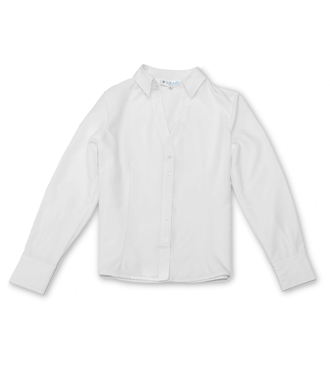 The Rose Adaptive Blouse By Smart Adaptive with Velcro Closures