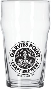 Nonic Pint Glasses 16oz