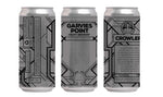 Port Service Oatmeal Smoked Porter 6.0% ABV 32OZ CROWLER