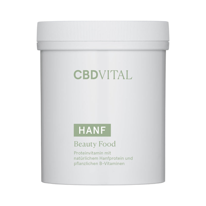 Hanf Proteinpulver - Beauty Food - Cannamuc