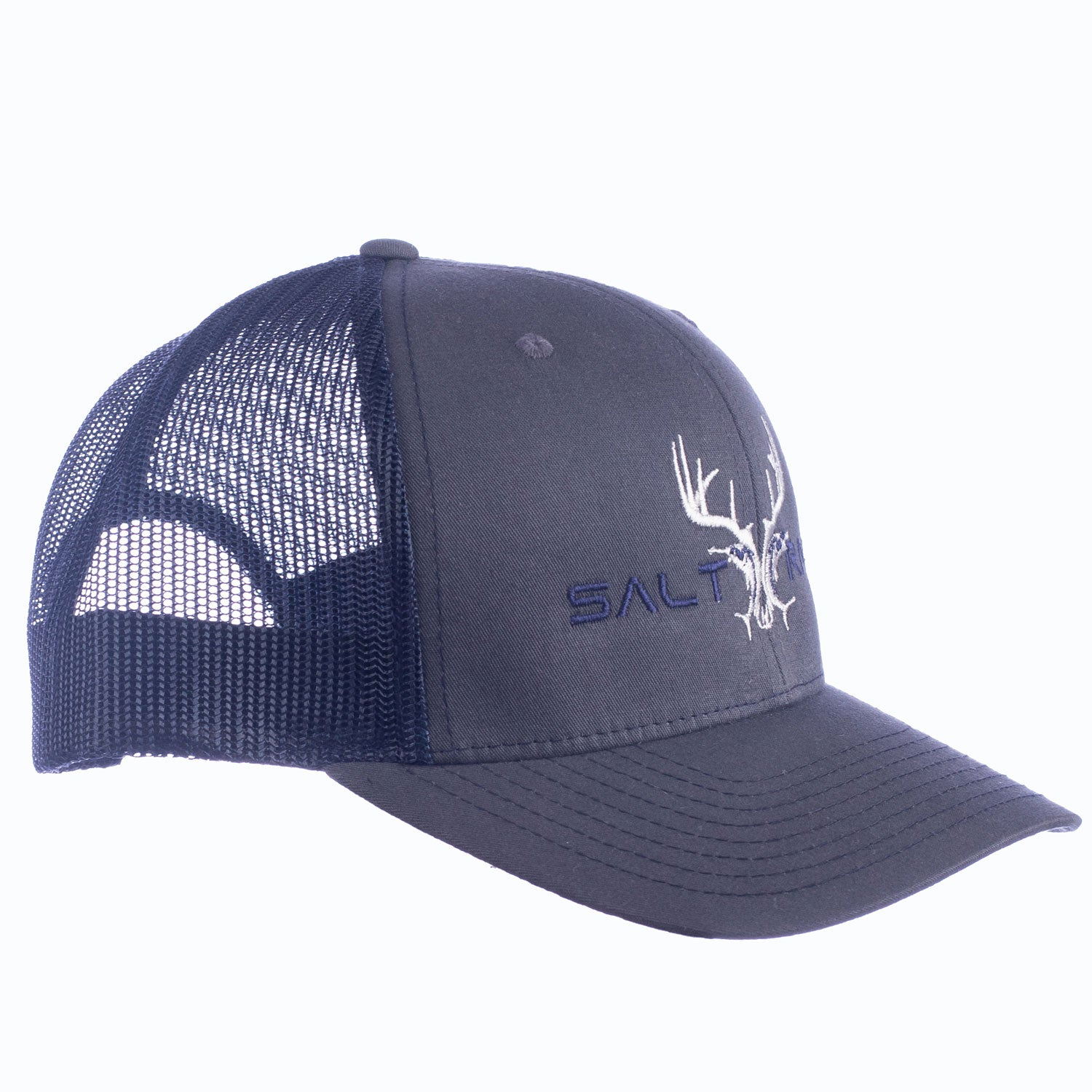 Gray/Navy Cap