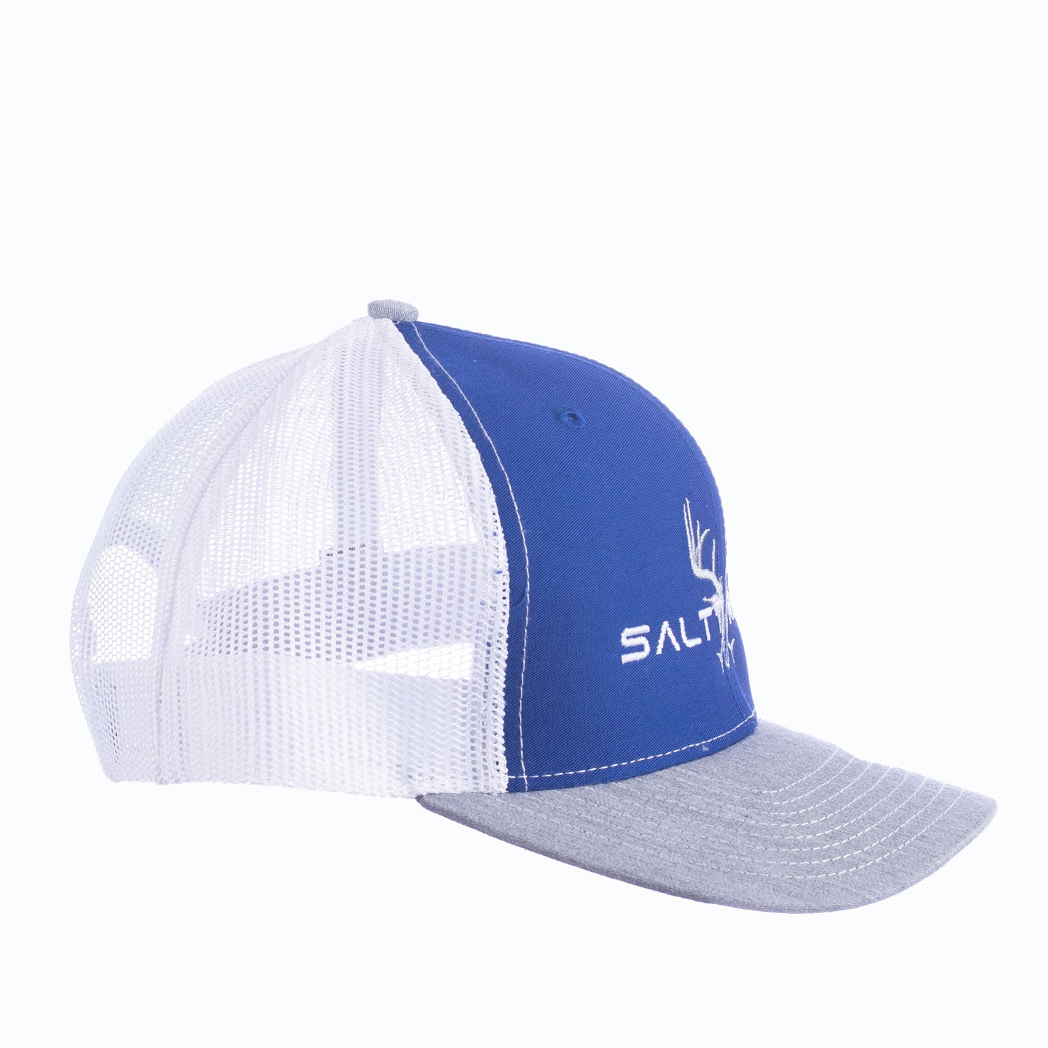 Gray/Blue/White Cap