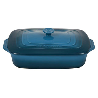 Le Creuset 3.5 qt. Covered Rectangular Casserole