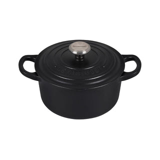 Le Creuset 1 qt Enameled Cast Iron Signature Round Dutch Oven
