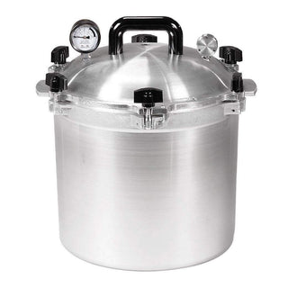 All American Pressure Cookers 21 Qt. All American Pressure Canner JL-Hufford