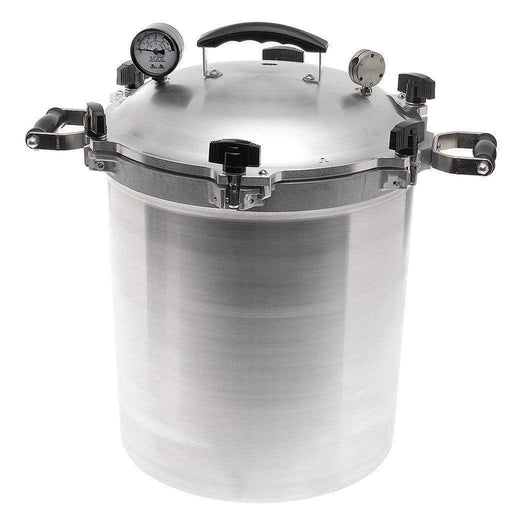All American Pressure Cookers 30 Qt. All American Pressure Canner JL-Hufford