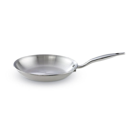 "American Clad Cookware Skillets & Frying Pans 10.5"" American Clad 7-ply Stainless Fry Pan JL-Hufford"