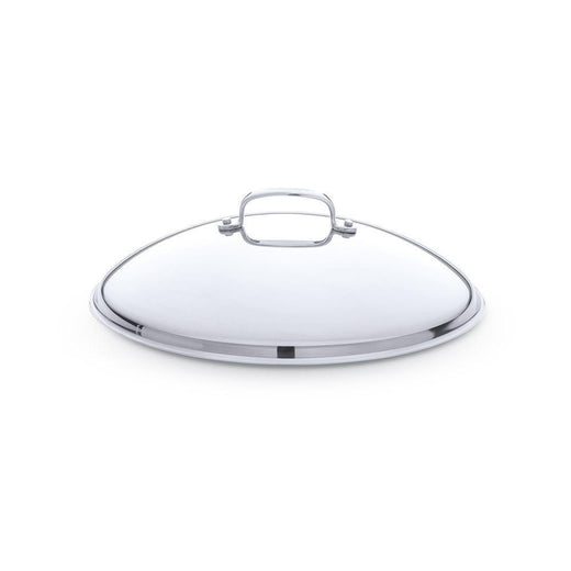 "American Clad Cookware Cookware Lids American Clad 7-ply Stainless Steel Domed Lid - 13.5"" JL-Hufford"