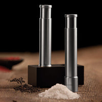 Carl Mertens Twins Salt and Pepper Mill Set