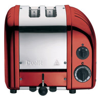 Dualit Toasters & Ovens Candy Apple Red Dualit New Generation 2-Slice Toaster in Fashion Colors JL-Hufford
