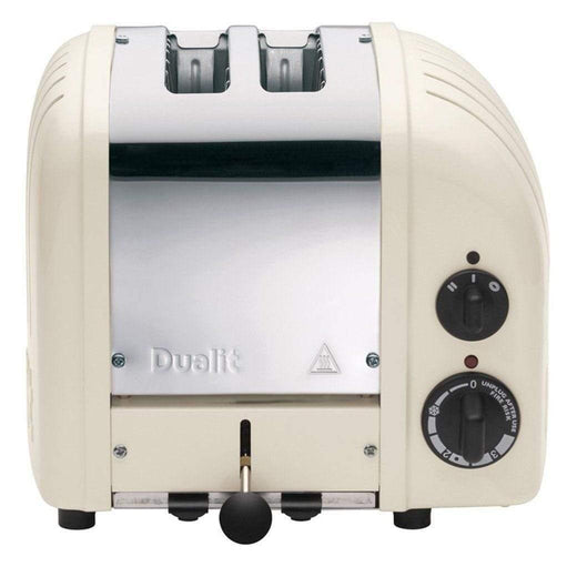 Dualit Toasters & Ovens Canvas White Dualit New Generation 2-Slice Toaster in Fashion Colors JL-Hufford