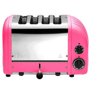 Dualit Toasters & Ovens Chilly Pink Dualit New Generation 4-Slice Toaster in Fashion Colors JL-Hufford