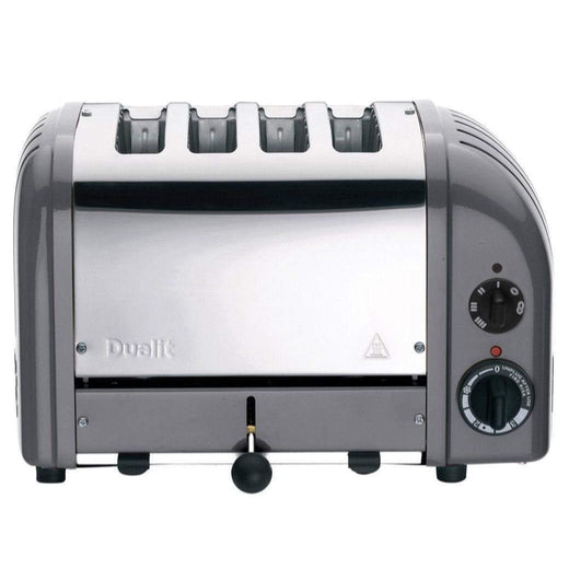 Dualit Toasters & Ovens Cobble Gray Dualit New Generation 4-Slice Toaster in Fashion Colors JL-Hufford